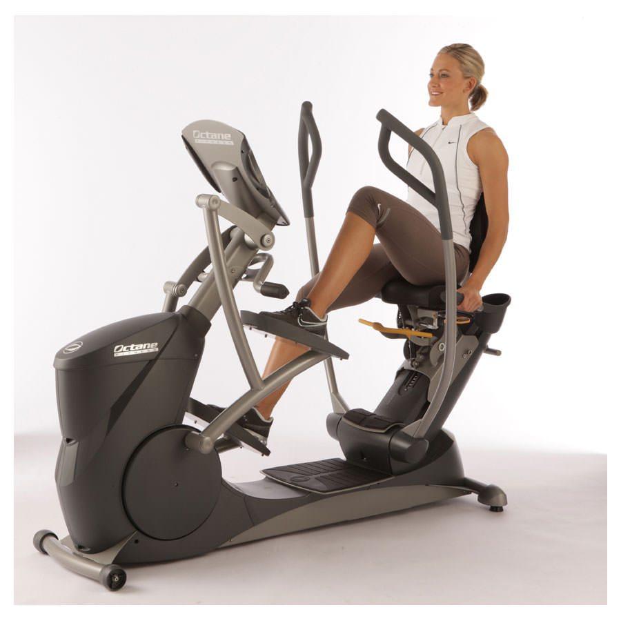 Octane Fitness xR6000 X-Ride Seated Elliptical