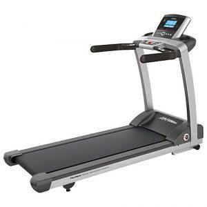 Life Fitness T3 Treadmill Go Console