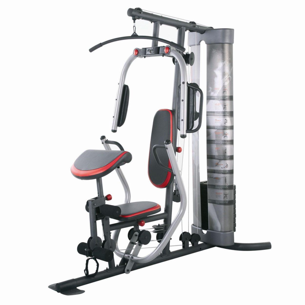 Weider Pro 5500 Multi Gym