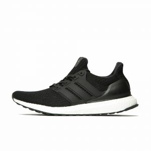 Mens-adidas-Ultraboost-Running-Shoes-Black-Black