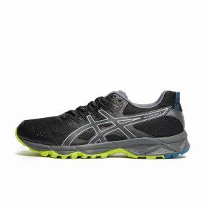 Men's ASICS Gel-Sonoma 3 Trail Running Shoes - Black, Black