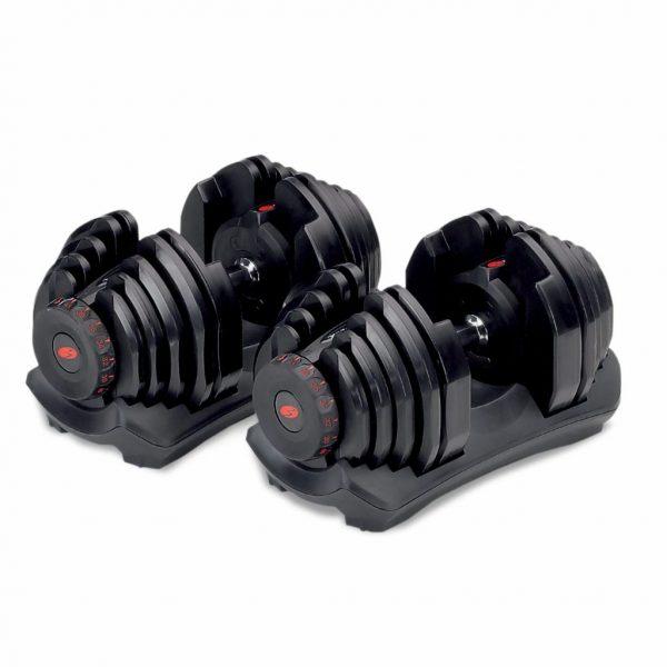 Bowflex 4-41Kg SelectTech Dumbbells (Pair)