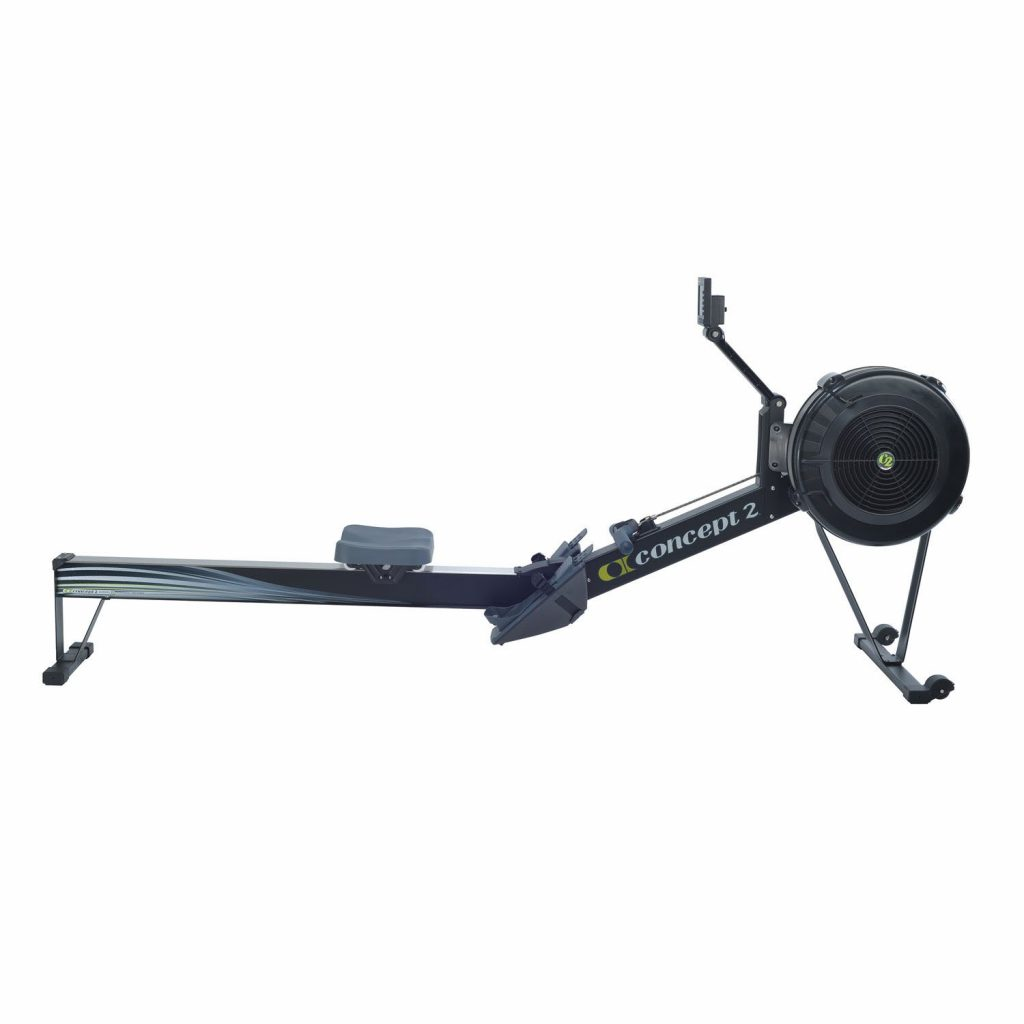 Used Concept 2 Rower >> Concept 2 Rower Machine Model D With Pm5 Console