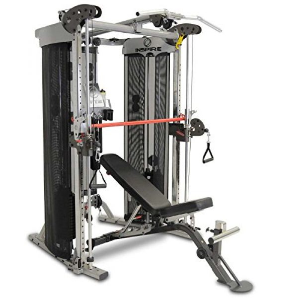 Inspire Fitness FT2 Functional Trainer Package