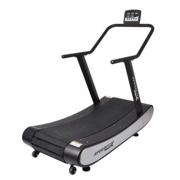SpeedFit Curved Treadmill